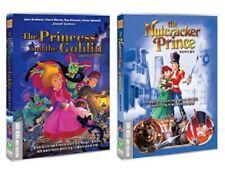 The Princess and the Goblin (1991) + The Nutcracker Prince (1990) 2-DVD SET *NEW