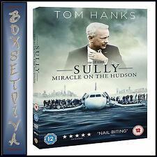 SULLY: A MIRACLE ON THE HUDSON   *** BRAND NEW DVD***