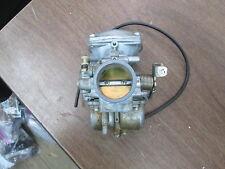 Yamaha OEM Motorcycle Motocross ATV LH Left Mikuni Koyo Carburetor 512 249-03