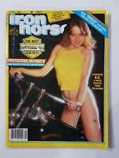 Iron Horse Motorcycle Magazine September 1984 #42 - Best of Daytona - Protocycle