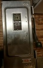 Square D Heavy Duty Safety Switch- 30 amp - SS (SW001)