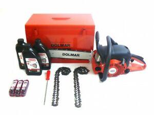 DOLMAR Motorsäge PS-420 SC 3,0 PS 38 cm Aktionspaket