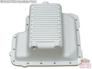 Ford C6 Deep Transmission Pan, 2.5 Quarts Extra Capacity, Cast Aluminum