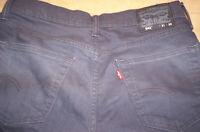 New Levi 541 Athletic Fit 31 32 Dark Gray Wash Jeans Men's $59.50 NWOT