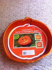"Halloween Cake Pan, Pumpkin(Jack-O-Latern), 11""x11.5""x2"""