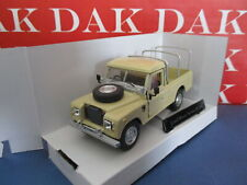 Die cast 1/43 Modellino Auto Land Rover Series III 109 Pick-Up by Cararama