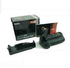 Vivitar Deluxe Power Battery Grip for Canon 70D / 80 D