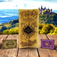 mapa del Merodeador Regalo De Navidad Para ?l O ELLA Harry Potter Hogwarts
