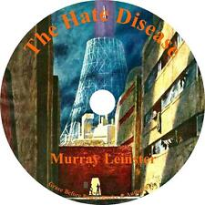 The Hate Disease, Murray Leinster Sci-Fi Action Adventure Audiobook on 1 MP3 CD
