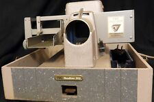 Bell & Howell TDC 303 w/ 3 LENSES and CASE and EXTRA BULB * MINT CONDITION* ORIG