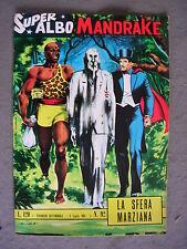 SUPER ALBO MANDRAKE #  92 - 5 LUGLIO 1964 - EDIZIONE SPADA - THE MAGICIAN