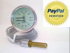 MGTD MGTC SMITHS JAEGER DUAL GAUGE 1 year warranty WATER TEMPRATURE OIL PRESSURE