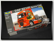 Revell 1/24 DAF XF 105 Space Cabin #07496