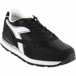 Diadora N-92 Mens  Sneakers Shoes Casual   - Black