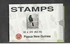 Papua New Guinea, Postage Stamp, #759, 762 Booklets, Mint NH, 1991 Birds