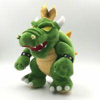 Super Mario Bros King Koopa Bowser Plush Doll Stuffed Animal Toy 12 inch Gift