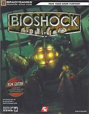 BIOSHOCK New Edition Official Strategy Video Game Guide - Book - Exc.