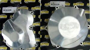 Suzuki RMZ 450 (2005-2007) SFB Racing Billet Alloy Ignition & Clutch Covers NEW