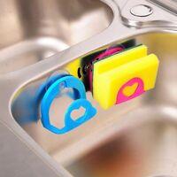 Sponge Holder Suction Cup Convenient Home Kitchen Holder Kit Tools