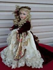 Puppen & Zubehör Artist Janis Berard all porcelain Victorian doll 26 by Kias