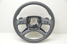 Audi q7 4 M Multi Fonction Volant Cuir 4m0419091 Steering Wheel Boutons balancent