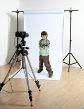 HIGH KEY White vinyl Matt Photographic background/backdrop 1.6mtr. WIDE x 5mtr.