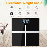 330Lb 150KG LCD Digital Electronic Glass Gram Weighing Balance Body Weight