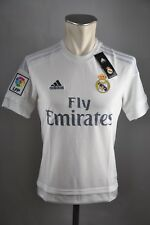 Real madrid niños camiseta talla 152 adidas blanco Fly Emirates camisa 11/12y M Kids