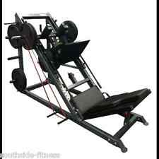 Revolution Leg Press/Hack Squat Machine
