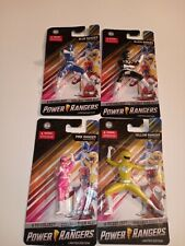 90?s Power Rangers Mini Figures New Not Complete Set Lot Of (4). Power Rangers