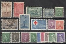 Canada KGVI/QEII Collection of 20 Values MLH J5688