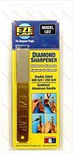 EZE-LAP Double Sided DIAMOND HAND LAP Fine/Coarse LD2