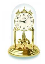 Orologi da tavolo in oro in vetro