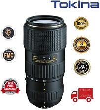 Tokina AT-X 70-200mm F4 Pro FX VCM-S Lens For Nikon, (UK Stock)