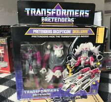 Transformers G1 SKULLGRIN MIB 100% COMP. 1988 AUTHENTIC NR-MINT