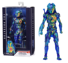 Predator 2018 Thermal Vision Fugitive 7 Inch Action Figure From NECA