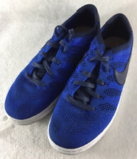 New listing Nike Tennis Classic Ultra Flyknit Racer Blue Sneakers Shoes 830704-401 Men's 8.5