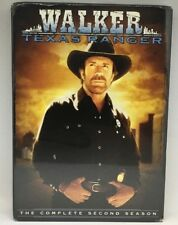 Walker Texas Ranger - The Complete Second Season (DVD, 2007, 7-Disc Set)