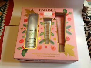 CAUDALIE first Hydrating Essential Set/Holiday/BIRTHDAY/Party/Gift/Travel/RRP£38