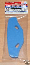 Tamiya 53683 Urethane Bumper M/ Blue (TT01, TGS) (TT-01/TT01E/TT02/TGSR), NIP