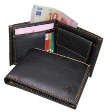Portefeuille HOMME Porte-monnaie Porte-cartes Couleurs au choix