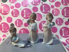 Lladro Nativity Mini Christmas Morning / Camisones 5940 *New In Box*