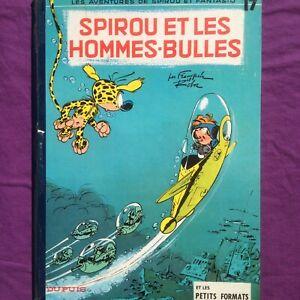 SPIROU  ET  LES HOMMES  BULLES  eo  1964
