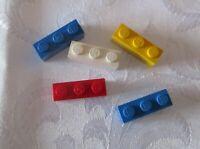 25 Pieces - 1 x 3  LEGO BRICKS - Part (3622 / 45505) - JOB-LOT - Genuine  Lego