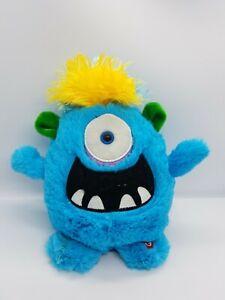 "Original 2012 MONSTER'S INC. ""Monster Wobbler Plush Toy, Gemmy Industries #34174"