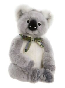 COLLECTABLE CHARLIE BEAR 2021 PLUSH COLLECTION - DALE - JUST SO CUTE