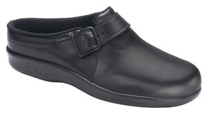 SAS Clog Black Women's Shoes FREE SHIPPING Many Sizes And Widths New In Box Save