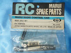 BRAND NEW MARUI REAR AXLE SET For HUNTER Part No:015 Made in JAPAN.
