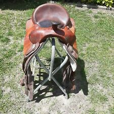 16 Inch Blue Ridge Trail Saddle