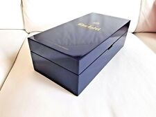 Very Rare LUXURY JOHNNIE WALKER BLUE LABEL CASE / GIFT BOX
